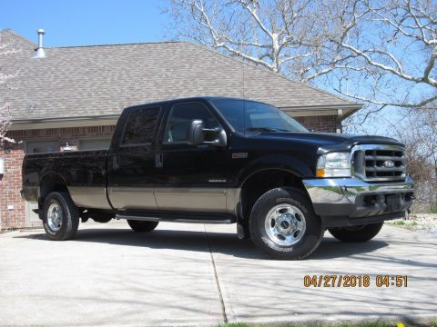 needs nothing 2002 Ford F 350 Lariat pickup for sale