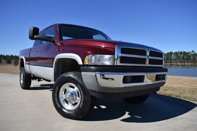 non smoker 2002 Dodge Ram 2500 pickup