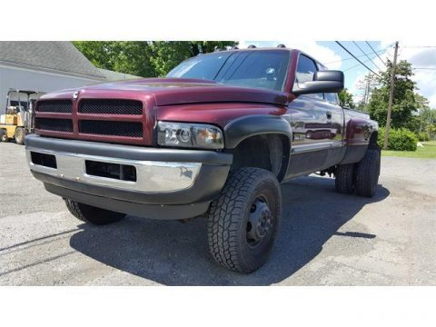 Quad Cab 2002 Dodge Ram 3500 SLT Laramie pickup for sale