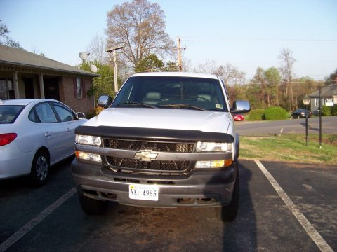 regular maintenance 2002 Chevrolet Silverado 2500 pickup for sale