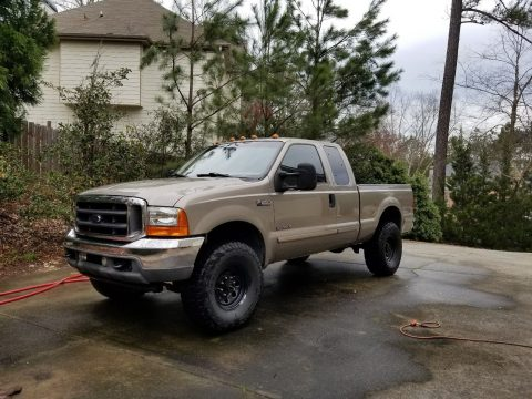 short bed 2002 Ford F 250 XLT pickup for sale