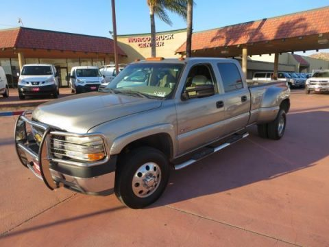 very clean 2002 Chevrolet C3500 DSL LS pickup for sale