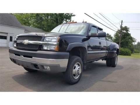 Extended Cab 2003 Chevrolet Silverado 3500 pickup for sale