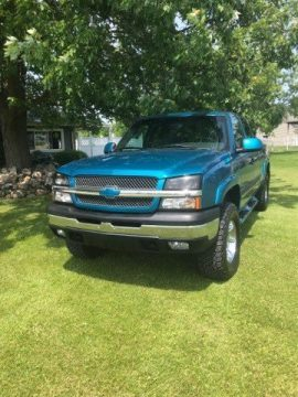 garage kept 2003 Chevrolet Silverado 2500 pickup for sale