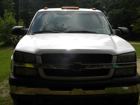 heavy duty 2003 Chevrolet Silverado 1500 pickup for sale