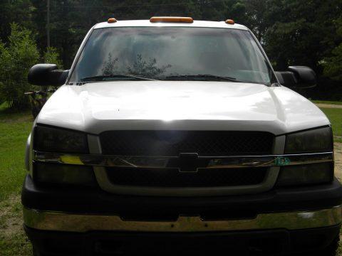 heavy duty 2003 Chevrolet Silverado 1500 pickup for sale