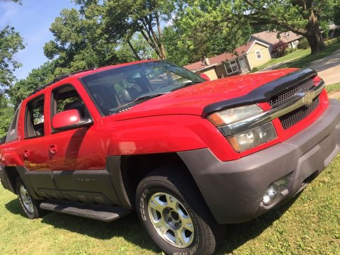 new parts 2003 Chevrolet Avalanche pickup for sale
