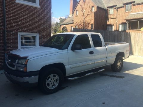 non smoker 2003 Chevrolet Silverado 1500 LS pickup for sale