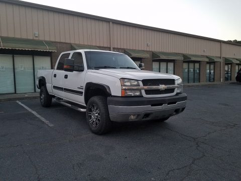rebuilt engine 2003 Chevrolet Silverado 2500 pickup for sale