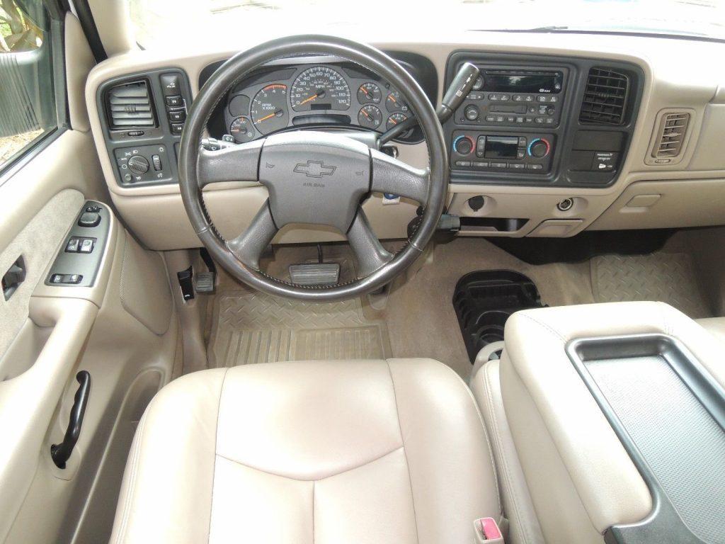 rust free 2003 Chevrolet Silverado 2500 LS pickup