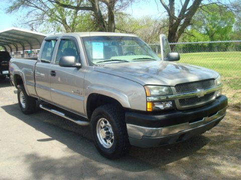 well equipped 2003 Chevrolet Silverado 2500 LS pickup for sale