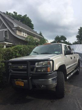 decent mileage 2004 Chevrolet Silverado 2500 pickup for sale