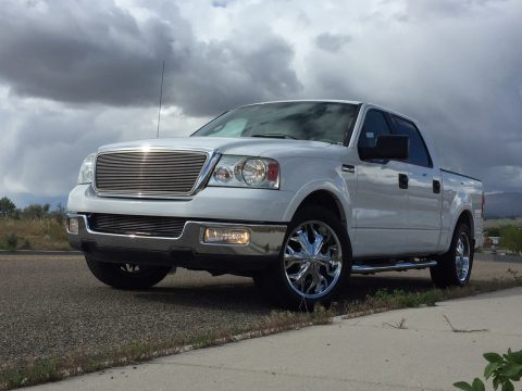 fully serviced 2004 Ford F 150 Lariat pickup for sale