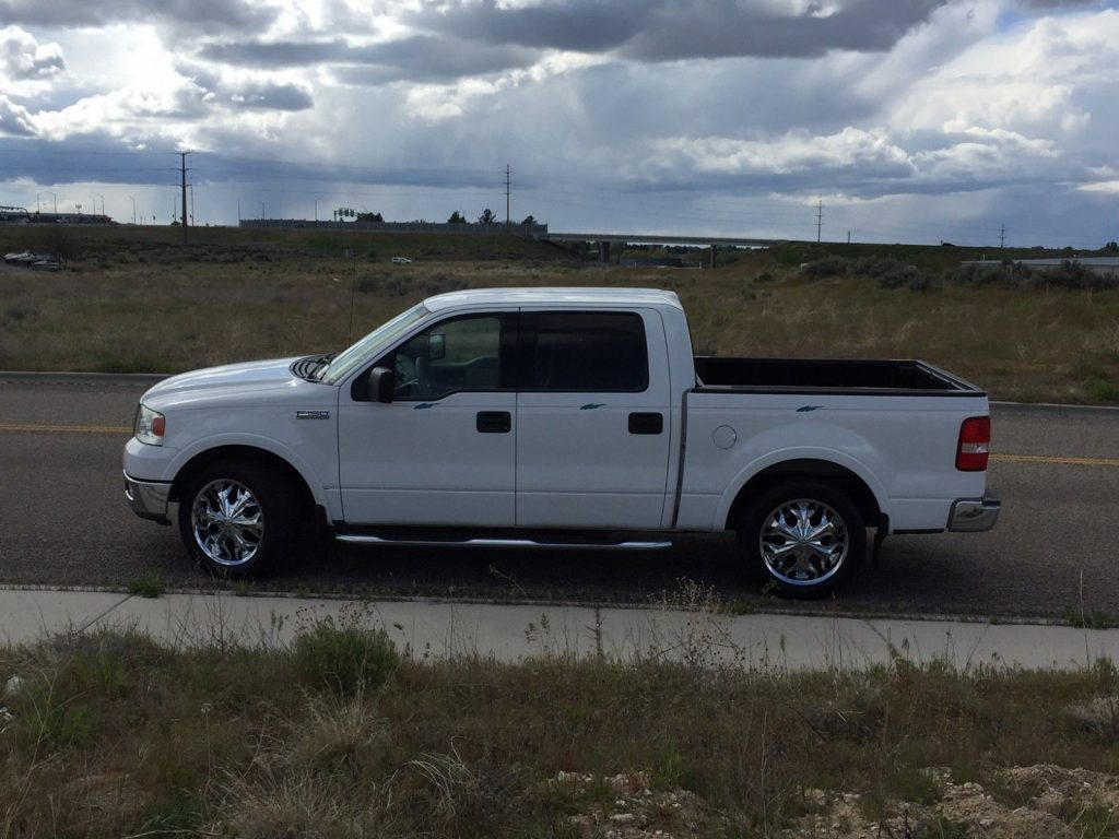 fully serviced 2004 Ford F 150 Lariat pickup
