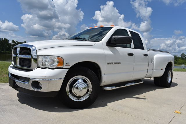 good shape 2003 Dodge Ram 3500 SLT pickup