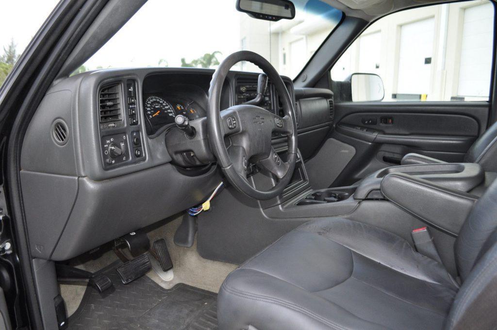 great shape 2004 Chevrolet Silverado 3500 HD SRW 4×4 pickup