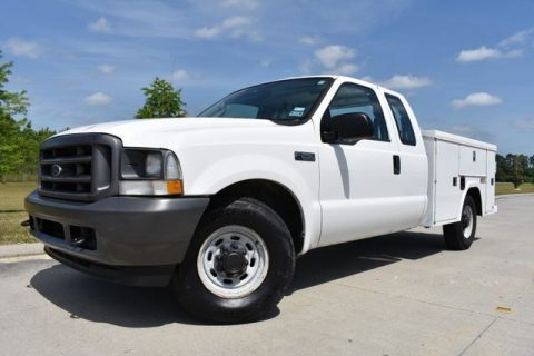 great shape 2004 Ford F 250 XL pickup for sale