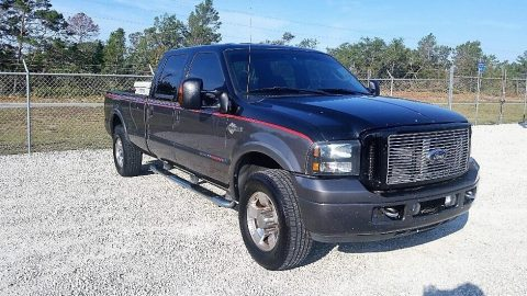 Harley Davidson 2004 Ford F 250 Super Duty pickup for sale