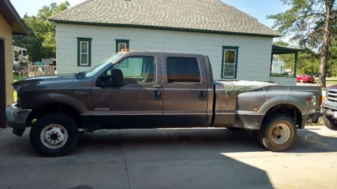 long box 2004 Ford F 350 pickup for sale
