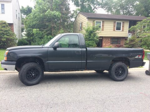 new clutch 2004 Chevrolet Silverado 1500 pickup for sale