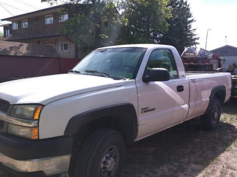 new parts 2004 Chevrolet Silverado 2500 pickup for sale