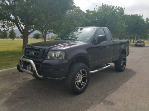 really good shape 2004 Ford F 150 STX pickup for sale