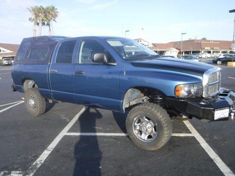 solid 2004 Dodge Ram 2500 SLT pickup for sale