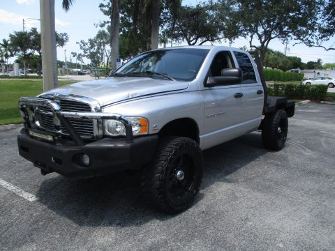 strong and reliable 2004 Dodge Ram 2500 pickup for sale