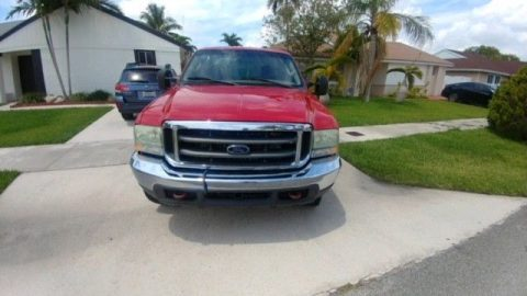 SUPER CLEAN 2004 Ford F 250 pickup for sale