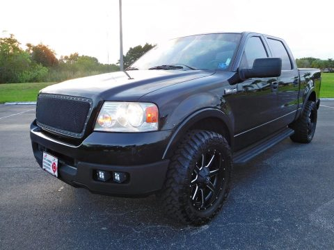 upgraded 2004 Ford F 150 pickup for sale