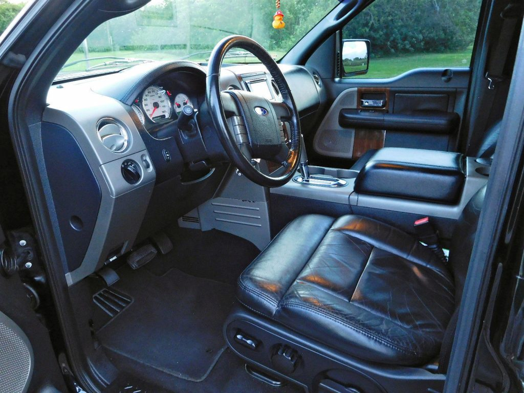 upgraded 2004 Ford F 150 pickup