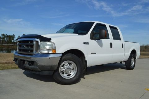 very clean 2004 Ford F 250 Lariat pickup for sale