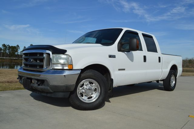 very clean 2004 Ford F 250 Lariat pickup