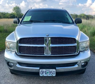 very solid 2004 Dodge Ram 2500 SLT pickup for sale