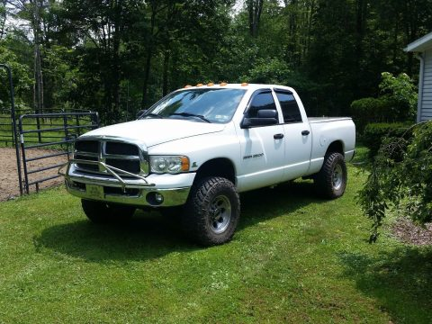 well serviced, new parts 2003 Dodge Ram 2500 pickup for sale