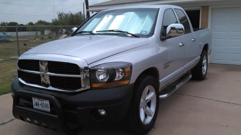 great running 2006 Dodge Ram 1500 SLT pickup for sale