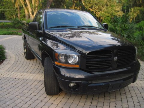 Hemi powered 2006 Dodge Ram 1500 pickup for sale