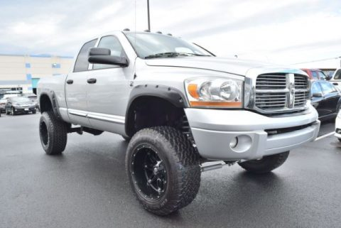 loaded 2006 Dodge Ram 3500 Laramie pickup for sale