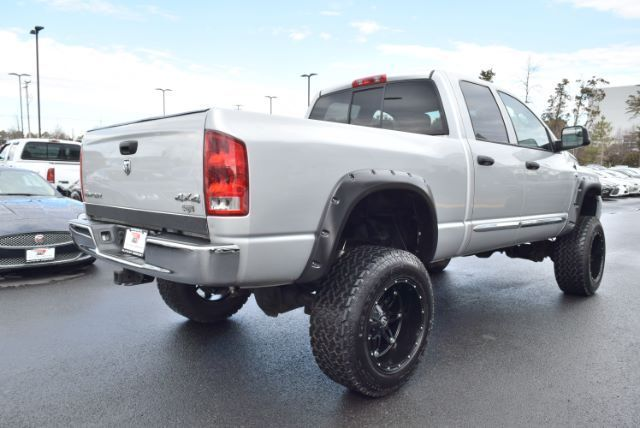 loaded 2006 Dodge Ram 3500 Laramie pickup