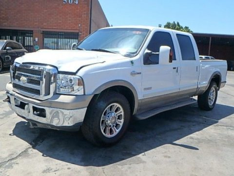 needs repair 2005 Ford F 350 Super Duty King Ranch pickup for sale