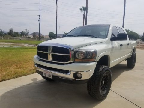 new paint 2006 Dodge Ram 3500 pickup for sale