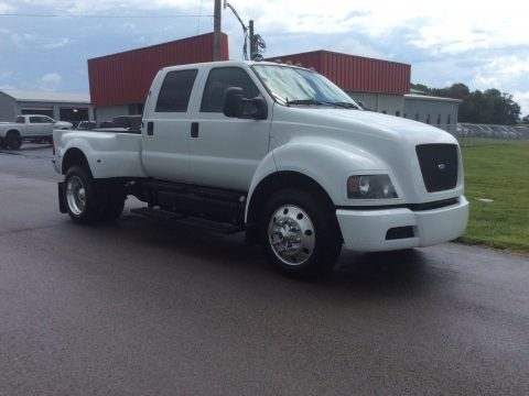 recent brake service 2005 Ford F650 Himarc Conversion Super Pickup for sale