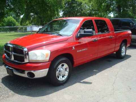 well equipped 2006 Dodge Ram 2500 SLT pickup for sale