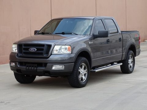 well optioned 2005 Ford F 150 pickup for sale