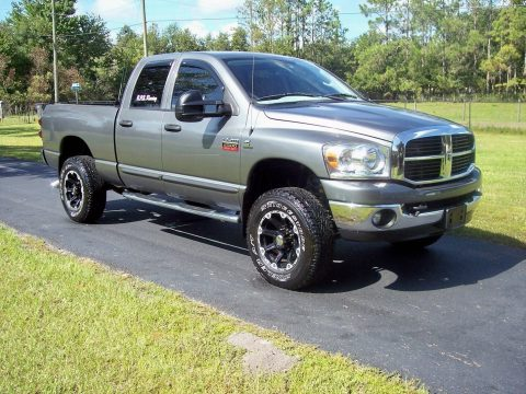loaded 2007 Dodge Ram 2500 Thunder Road Package pickup for sale