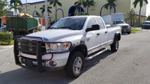 loaded 2007 Dodge Ram 3500 4X4 pickup for sale