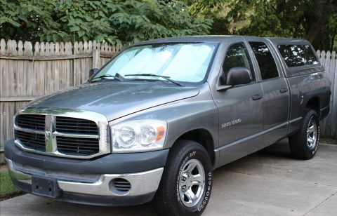 low mileage 2007 Dodge Ram 1500 pickup for sale
