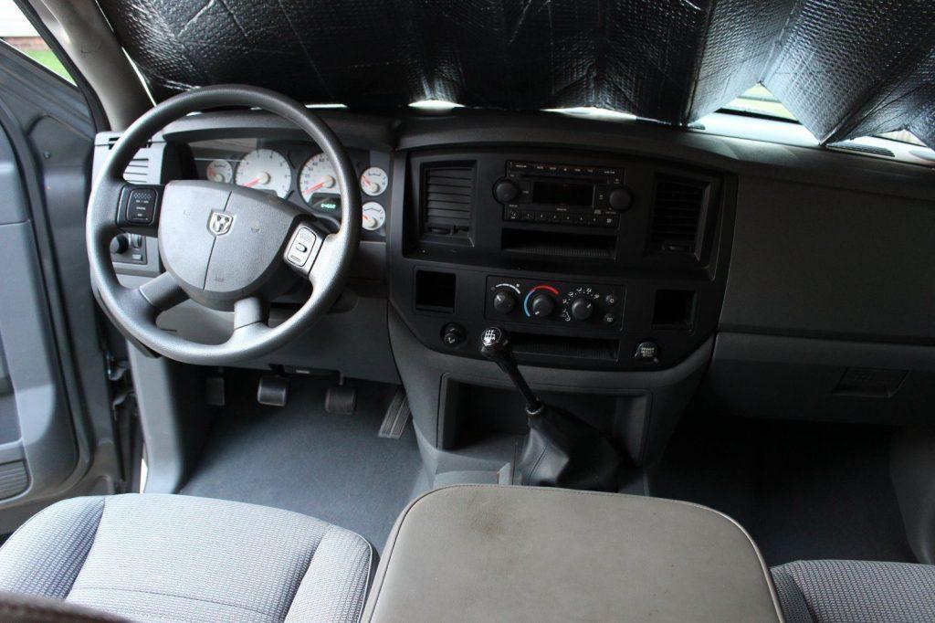 low mileage 2007 Dodge Ram 1500 pickup