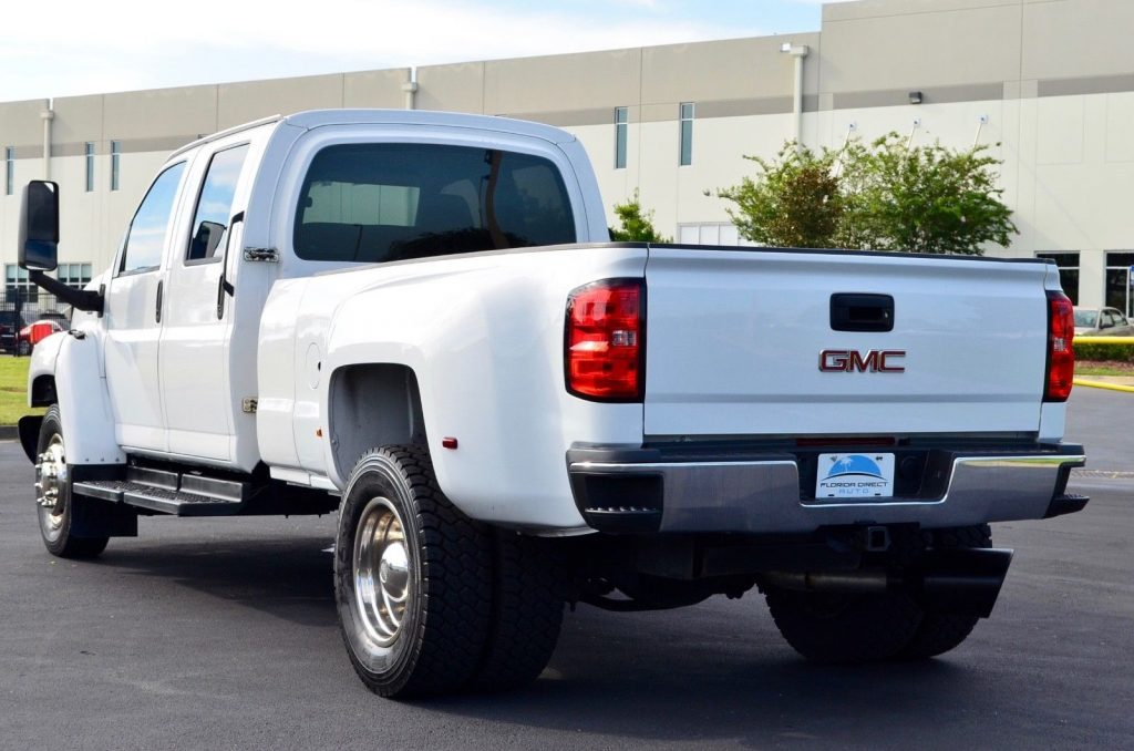 low mileage 2007 GMC C 5500 Topkick pickup
