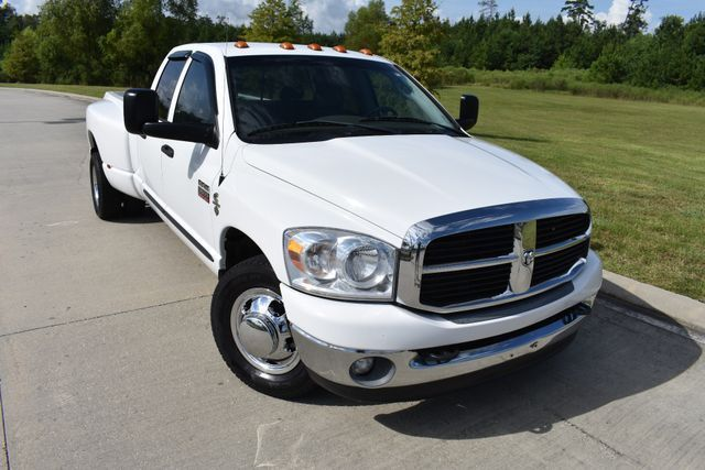 reliable 2007 Dodge Ram 3500 SLT pickup